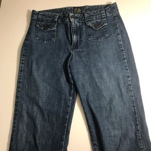 Lucky Brand Jeans - Lucky Brand Park Ave High Rise Size 6/28
